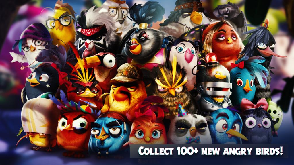 Angry Birds Yeni Oyun Evolution Yakında İndirmeye Açılacak