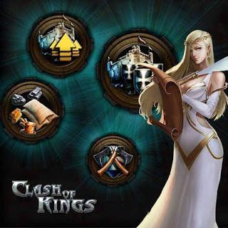Dikkat İstatistik Kısmında Görünen Terimler Değişiyor - Clash of Kings