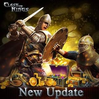 Clash of Kings Bir Kez Daha Güncelleniyor v3.31.0