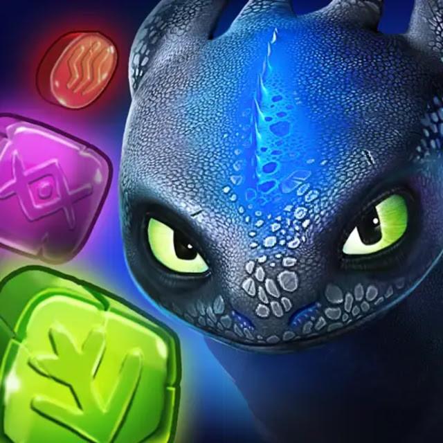 Dragons titan uprising mobil oyun