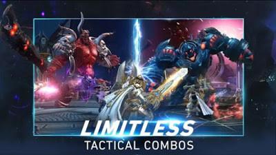 Aion Legions of War mobil oyun