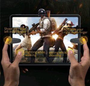 Mobil Oyuncu Ekipmanları: Baseus Pubg Mobile Tetikleri