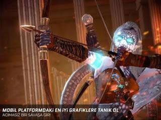 Gods of Rome mobil savaş oyunu