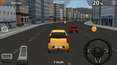 Dr. Driving 2 mobil yarış oyunu