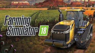Farming Simulator 18 mobil çiftlik oyunu