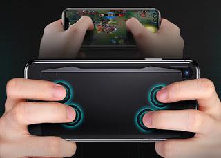 muja gamepad mobil oyun ekipmanı