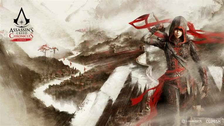 Assassin's Creed'in Chronicles: China