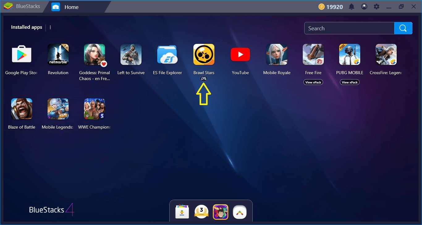 bluestack mobil oyunları gamepad ile oynamak