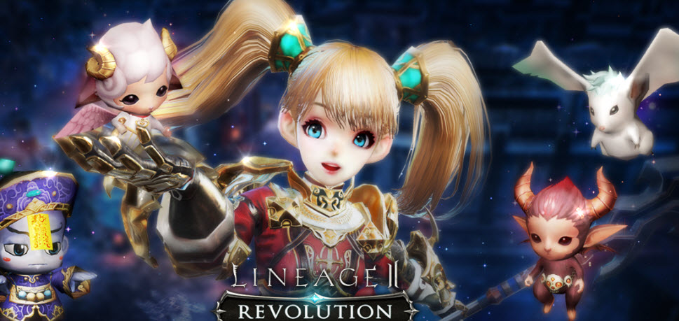Lineage 2 Revolution Agathion Sistemi