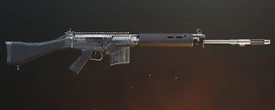 slr pubg mobile nişancı tüfeği