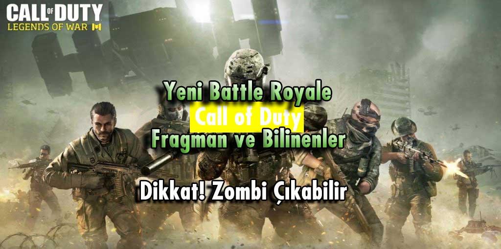 call of duty mobile battle royale zombi