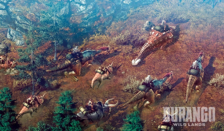 durango wild lands hayatta kalma