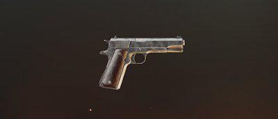 p1911 tabanca pubg mobile