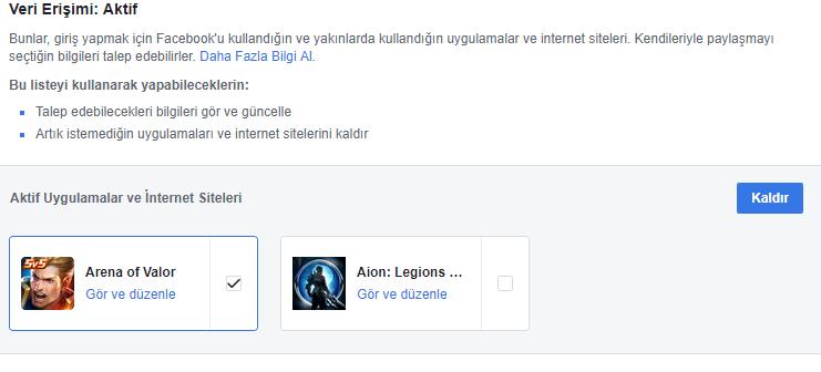 pubg mobile facebook hesap kaldırma
