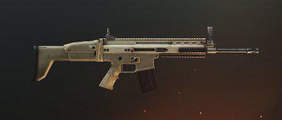 scar-l piyade tüfeği