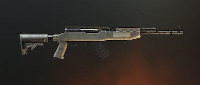 sks pubg mobile silahı
