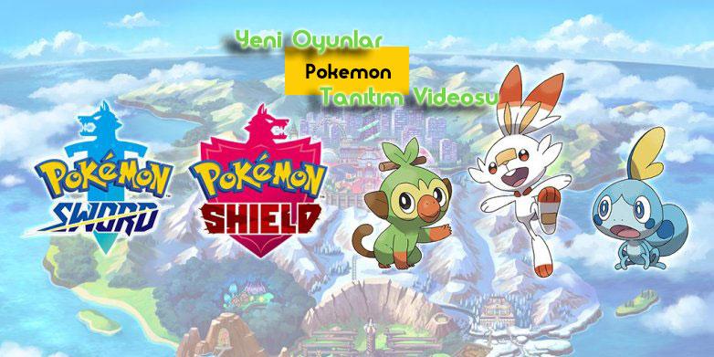 Pokemon Sword ve Shield