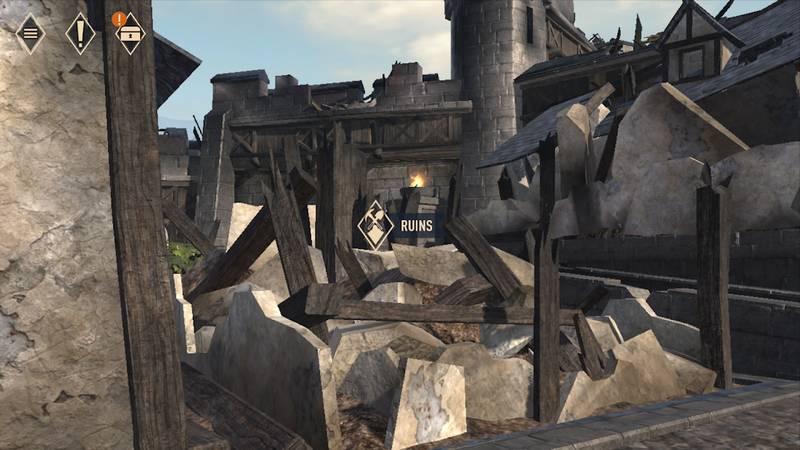 elder scrolls blades ruins