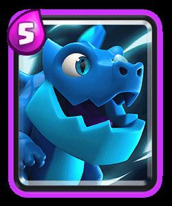 clash royale elektro ejderha