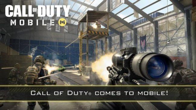 Call of Duty mobile yeni oyun çıkış tarihi