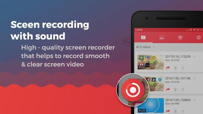 Android Ekran Kaydederken Sistem Sesleri ve Mikrofonu Aynı Anda Kaydetme