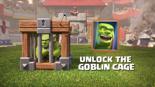 goblin kafesi yeni kart