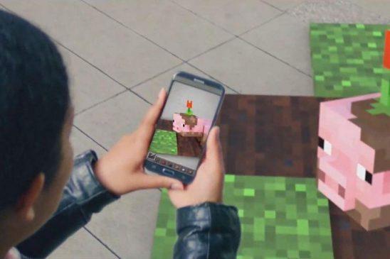 minecraftın yeni sanal gerçeklik sürümü