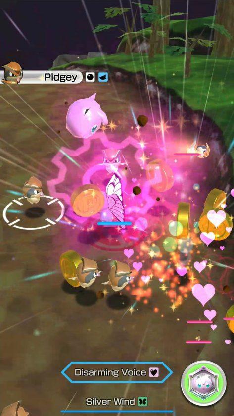 pokemon rumble dash yeni oyun